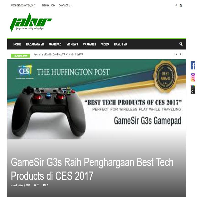 Portal Berita JakVr
