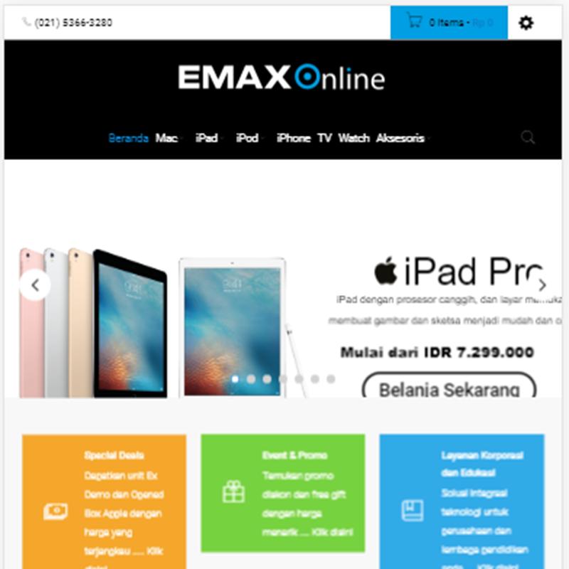 Emax Online